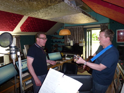 Proclaimers In The Studio